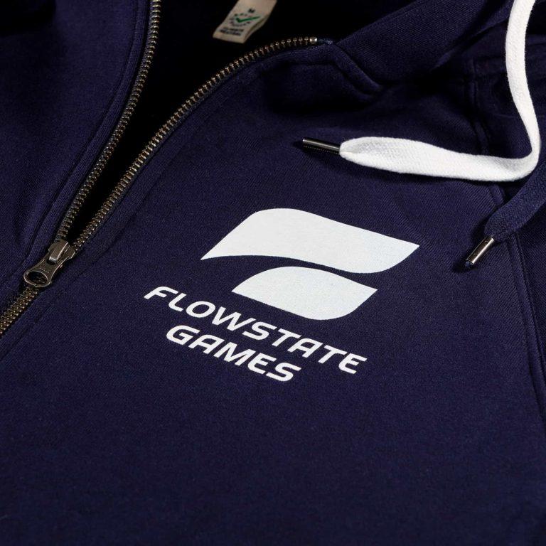 Flowstate Games Huppari Painatus