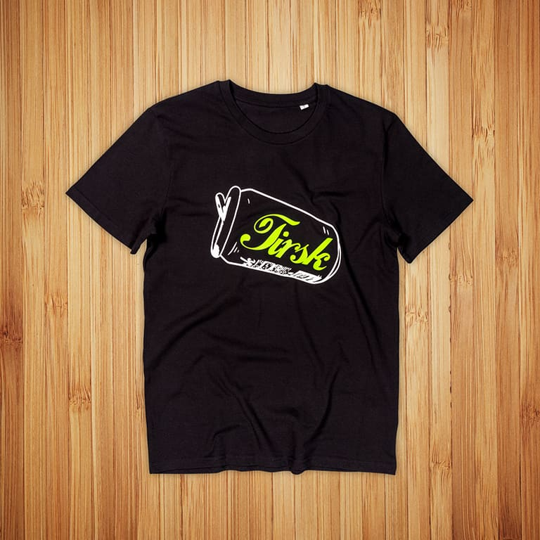 Furureplay Tirsk t-paitojen painatus