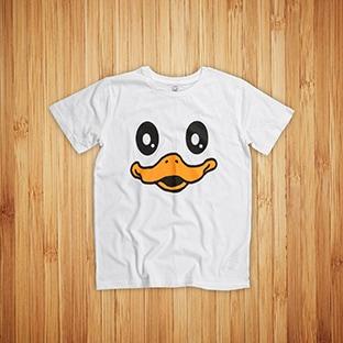T-paidat Painatuksella Happyhappy Pandas
